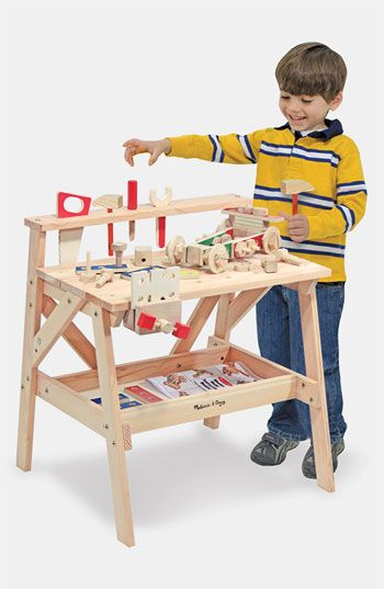 Melissa & Doug Wooden Project Workbench available at #Nordstrom