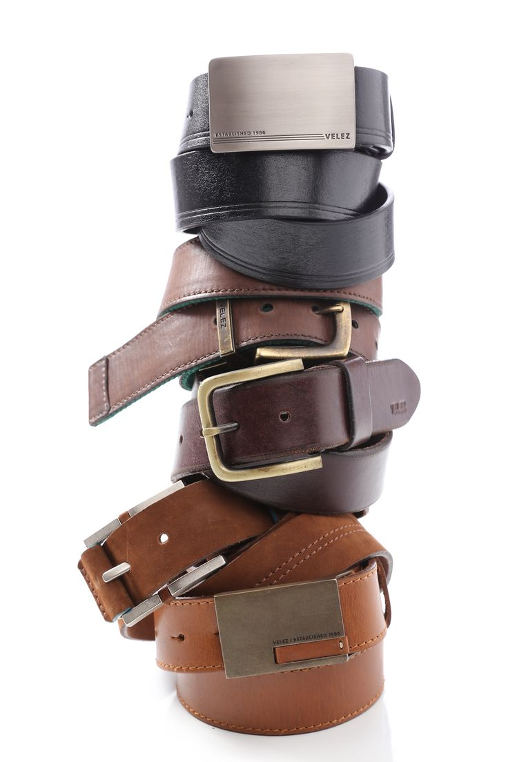 Vélez for Leather Lovers | Wishlist. Velez´s Leather  Belts = Hapiness.