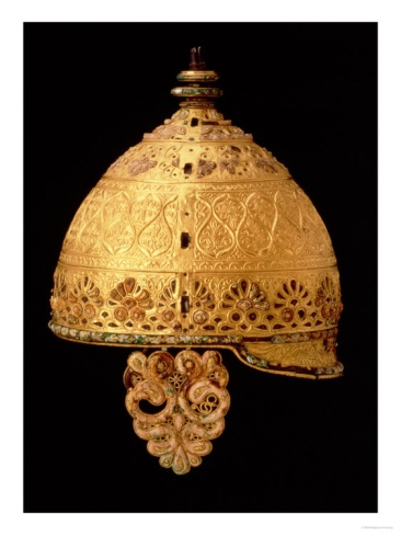 Celtic Helmet Found at Agris, Charante, 4th Century BC