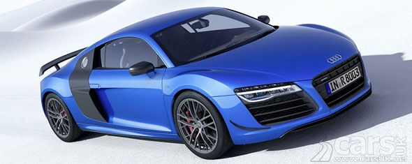 Audi R8 LMX – the most powerful R8 yet – costs from £160,025. http://www.carsuk.net/audi-r8-lmx-powerful-r8-yet-costs-160025/