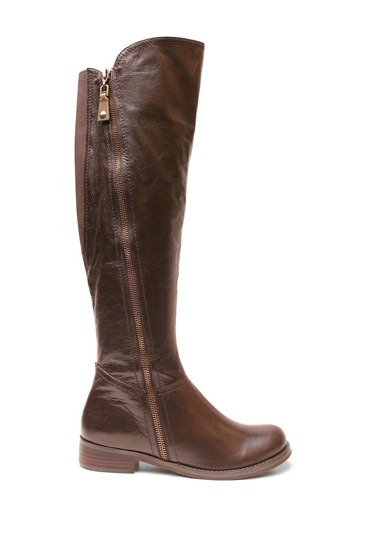 Jump Over-the-Knee Boot