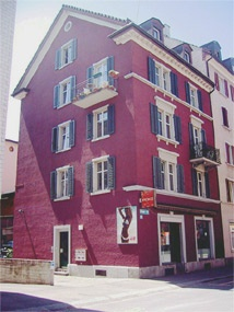 Dakini's Bead in Zuerich, Brauerstrasse 87