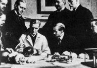 Has the Piltdown man mystery been solved? The fossil remains of what became known as the Piltdown man were discovered in a Sussex gravel pit in 1912. The find was hailed as a missing link in the evolutionary ladder between apes and humans, evidence of an ancient human ancestor that lived 500,000 years ago. It would take another 50 years for Piltdown man to be exposed as a hoax, how it had been orchestrated and who had been responsible for it however was to remain a mystery. Click for…