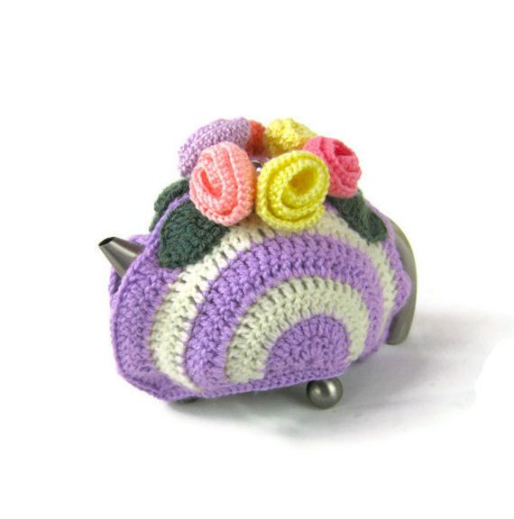 Hey, I found this really awesome Etsy listing at https://www.etsy.com/listing/129353300/crochet-tea-cosy-retro-teapot-cozy