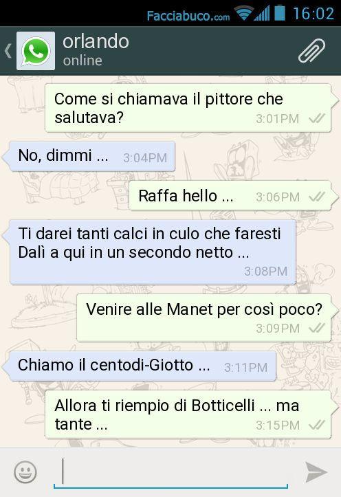#humor #funny #divertenti #chatwhatsapp