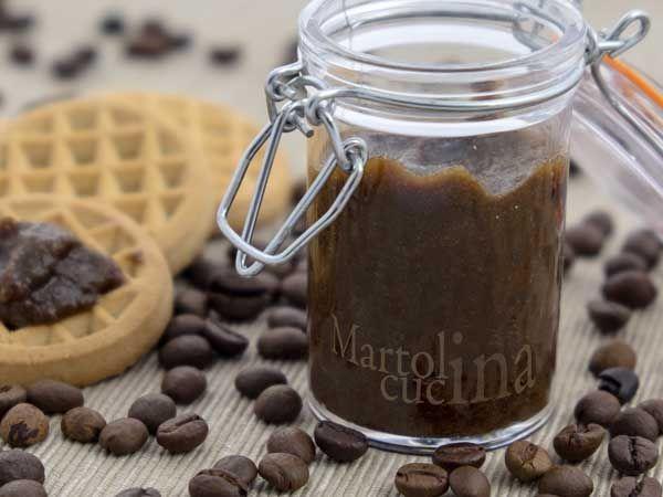 Confettura al caffè in microonde
