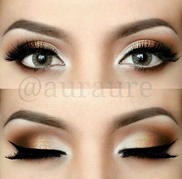 Eye makeup idea Have you seen the new promotion Real Techniques brushes makeup -$10 http://youtu.be/IO-9I8b6Su8