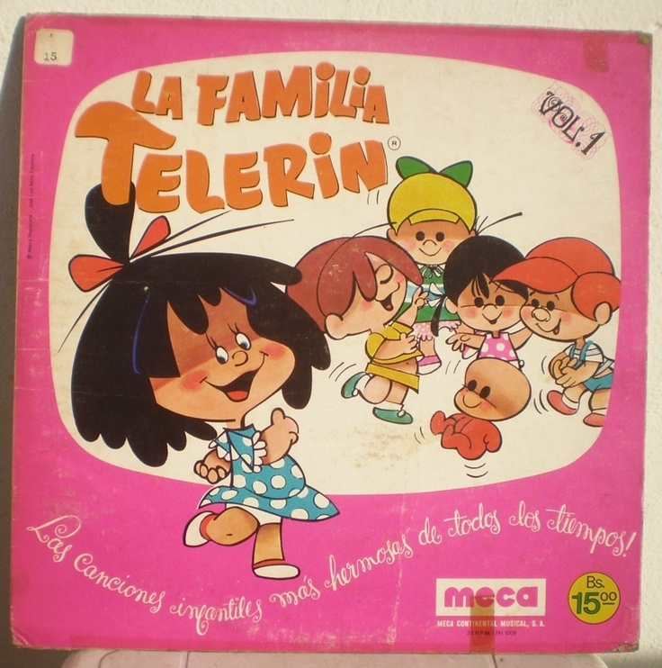 La Familia Telerin : I had this album. I also went to bed when they told me to ;)