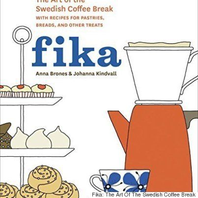 What we could all learn from Sweden's #coffee break ritual.
