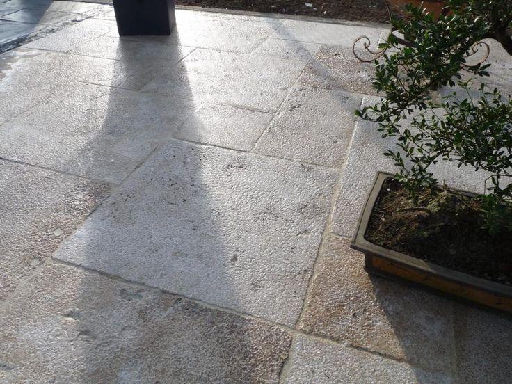 27 best dallage vieilli dalle en pierre naturelle new stone flooring images on pinterest