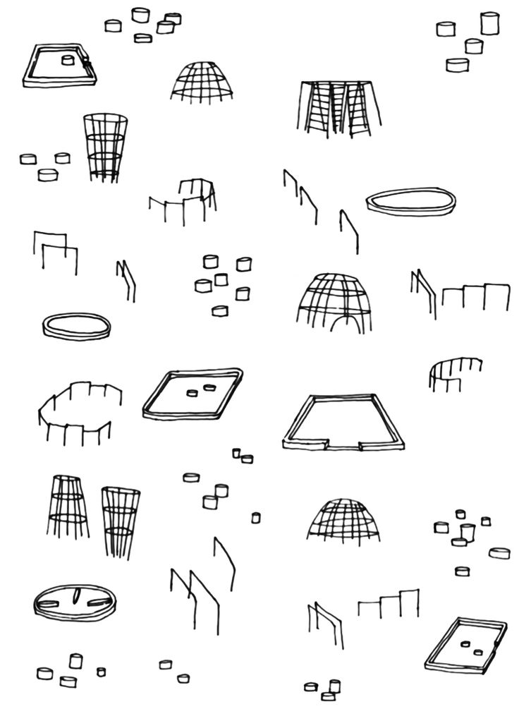 Carrer- playground designer .  Tools of imagination-Aldo van Eyck