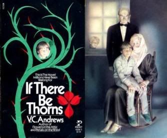 If There Be Thorns VC Andrews. Part of the Flowers in the Attic Series - www.servingupsparkles.com