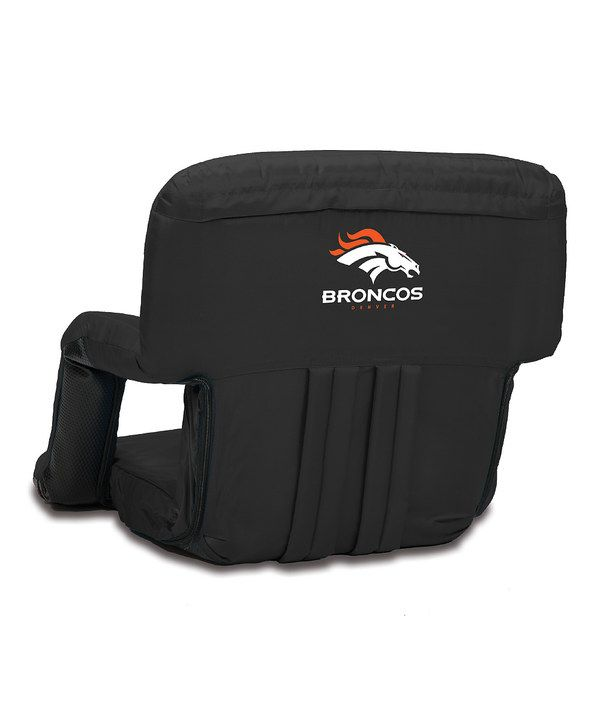Look at this Denver Broncos Ventura Portable Seat on #zulily today!