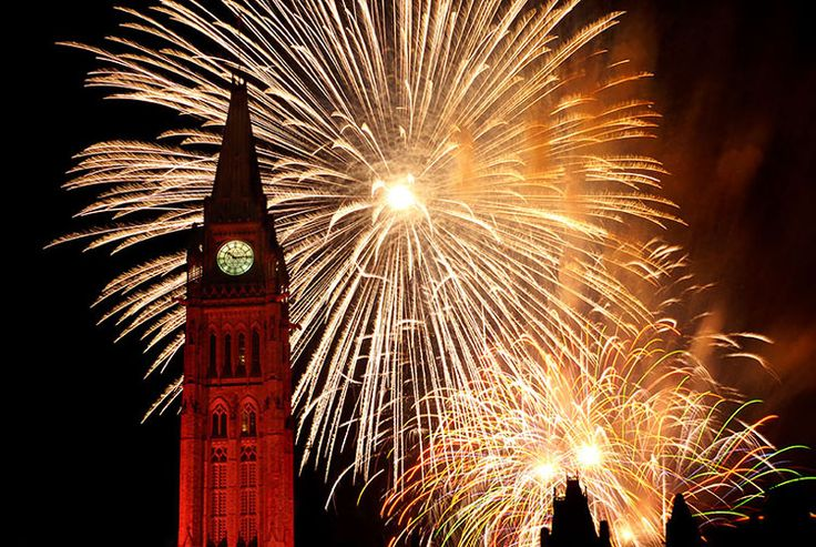 There's nothing like celebrating Canada Day in Ottawa, Ont., says Julia McEwen, Canadian Living's Fashion and Beauty director. Read on for more of McEwen's favourite Canada Day experiences in our nation's capital.