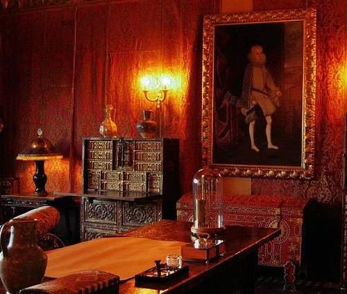 Marion Davies Beach House Tours: Inside The Hearst Castle, California, USA, Interior Design