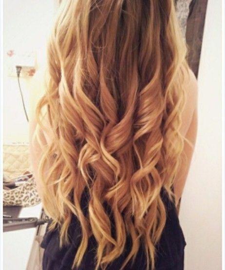 cabello lacio con ondas en las puntas - Buscar con Google ...