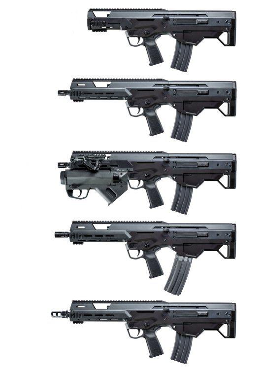 The polish modular small arms system calibre 5 - Spacebattles com ...