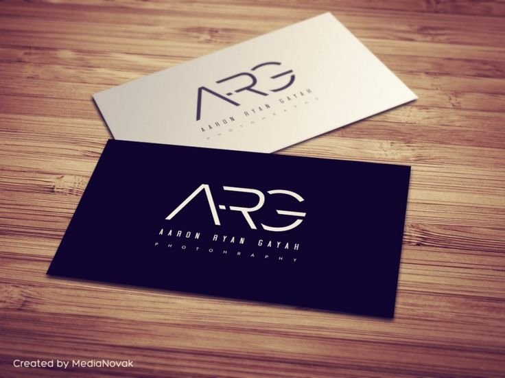24 best Business Cards & Logos images on Pinterest | Business card ...