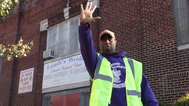Hello My name is Christopher Hill, Owner of The Storytellers video production company.  We specialize in telling the stories of people, businesses, and even places with a unique perspective. Here's one of those stories. Hope you enjoy!    There's a man named Brother Lewis in the Forest Park South East area that's making a uniquely huge impact.  I first encountered him on my way to work one day and soon noticed that he was there standing on the corner of Tower Grove and Vista everyday…