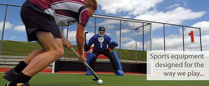 Sports equipment - basketball hoops & net, tennis nets, line marking, shops - Hot Shot Sports Equipment