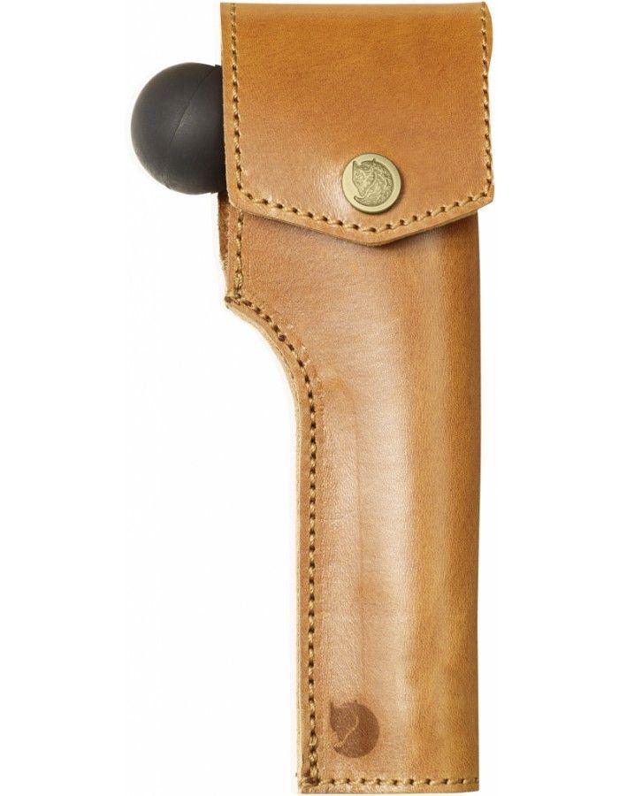 Fjellreven Bolt Case - Leather Cognac