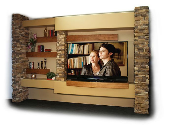 media wall designs model media wall2 dimensions approx custom style designer series - Media Wall Design
