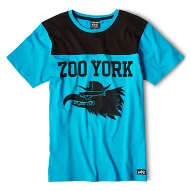 boys Zoo York® Jersey Blocked Tee Shirt - JCPenney. $12.00