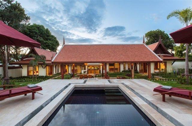 4 Bedroom Villa in Bophut