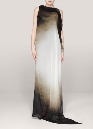 ♥♥♥  Ann DemeulemeesterTie-dye maxi silk dress.: Maxi Silk, Ann Demeulemeester, Silk Dresses, Demeulemeester Ties Dyes Maxi, Clothing, Dips Dyes, Anne Demeulemeester Ties Dyes, Demeulemeester Ties Dyed Maxi, Couture Fashion