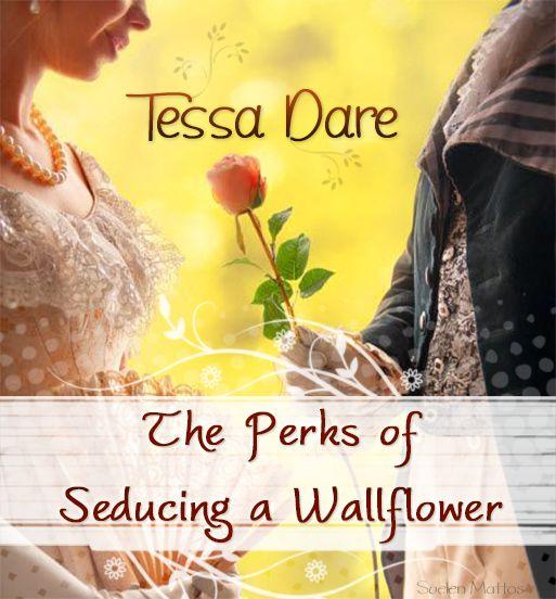 """Tessa Dare - The Perks of Seducing a Wallflower (As Vantagens De Seduzir Um Introvertido) // Esta é uma história curta natalina, escrita para um evento de natal num blog em 2012 com o tema """"Uma Reviravolta dos Introvertidos na Véspera de Natal"""", disponibilizada gratuitamente no site oficial da autora. #LeituraOnline"""