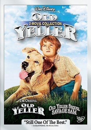 OLD YELLER is a heartfelt Walt Disney story of a poor 1860s Texas family and the wonderful dog who befriends them. At first, young Travis wants nothing to do with the stray. But Old Yeller quickly pro