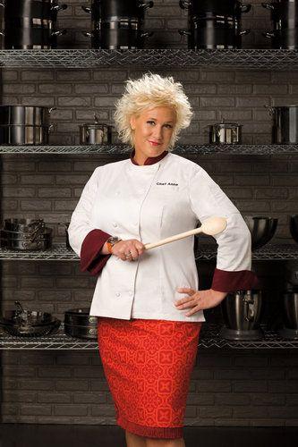 Anne Burrell | Food Network