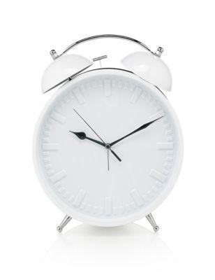 Large Contemporary Alarm Clock  M&S £45