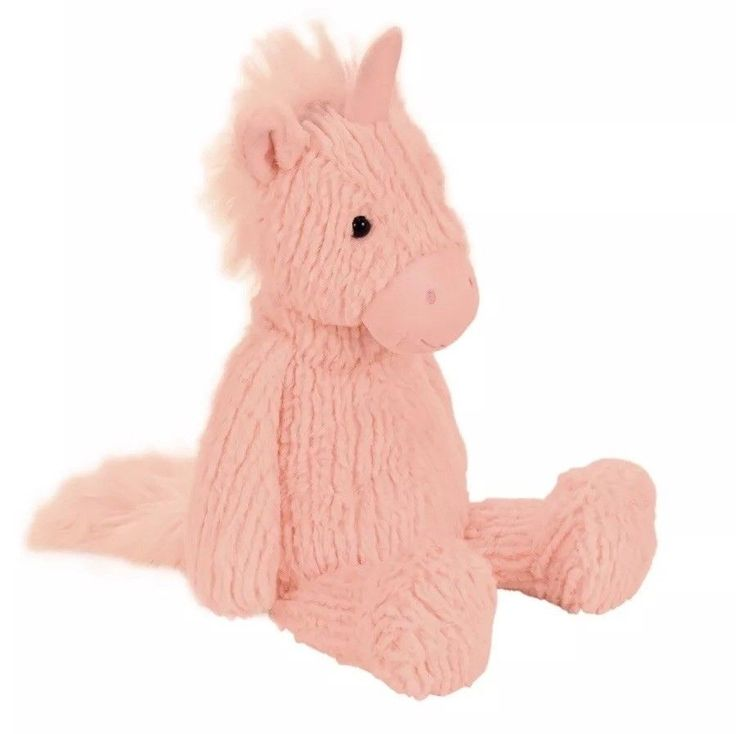 "Manhattan Toy Adorables Tara Pink Petals Unicorn Plush 14"" toy gift new   eBay"