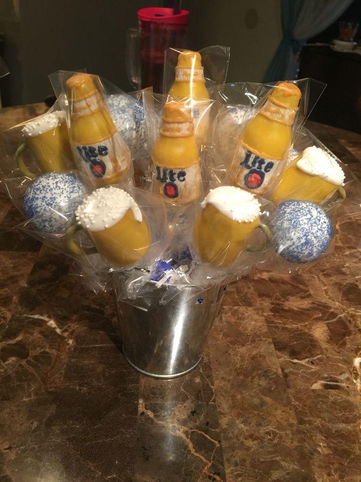 Miller Lite Pops