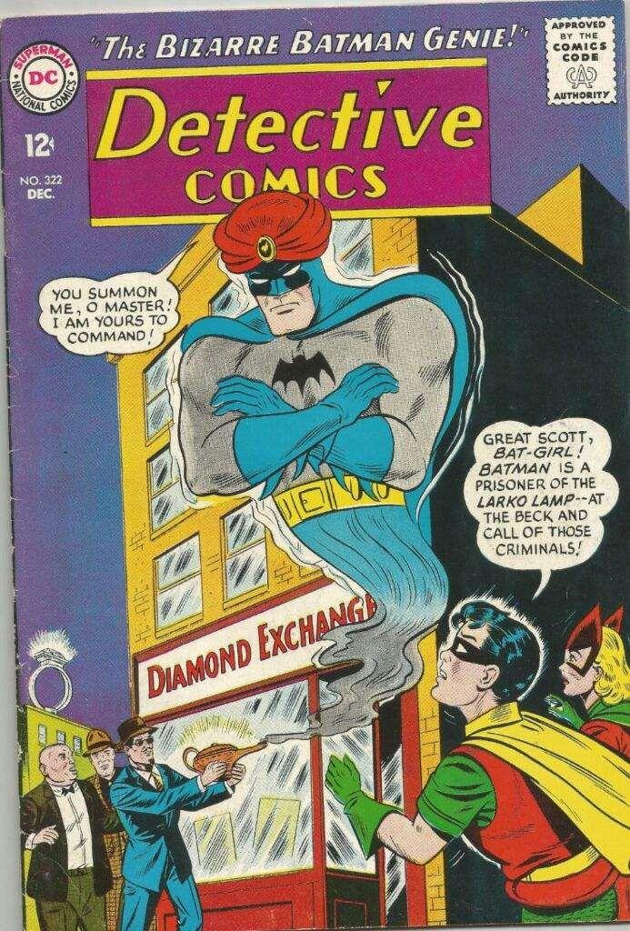 Batman Costumes part 2: the silver age | Comics Amino