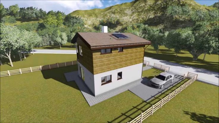 BIM Animation of Residential House