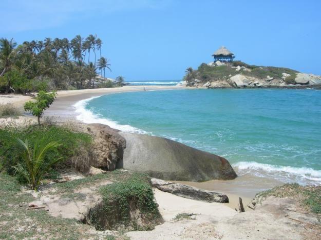 Santa Marta, La Perla del Caribe http://www.enviajes.com/islas-paradisiacas/santa-marta-la-perla-del-caribe-playas.html