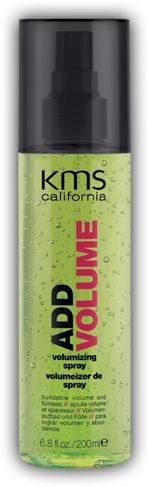 Gives hair up to 70% more volume. Intense fullness. Provides heat protection. Alcohol free. Work through towel-dried hair and blow dry. Layer more for added volume.