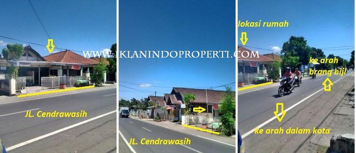 Dijual Rumah Depan Jalan Negara Lokasi strategis