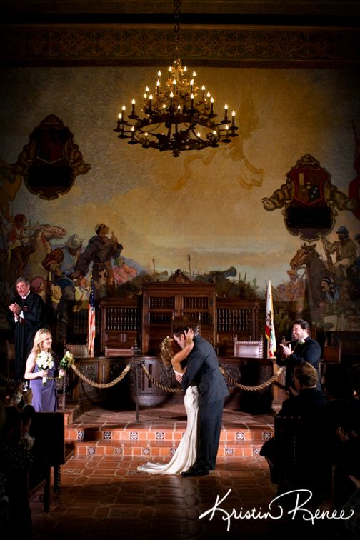 104 best santa barbara courthouse weddings by kristin for Mural room santa barbara courthouse