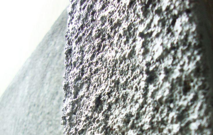 Dinding tidak harus selamanya mulus dan datar