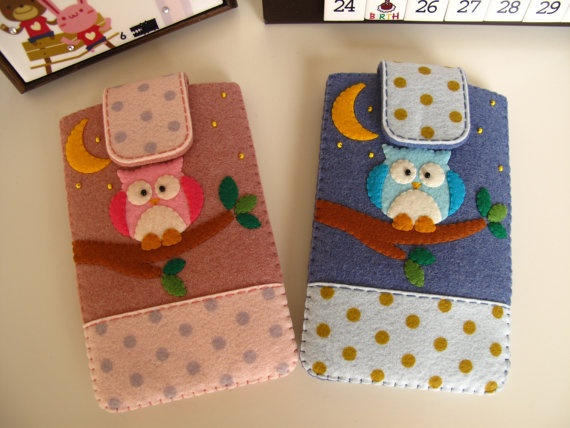 Owl ipod case - too cute!