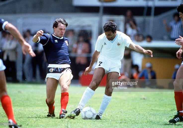 Gr.E: Scotland - Uruguay 0:0