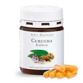 Curcuma-Kapseln