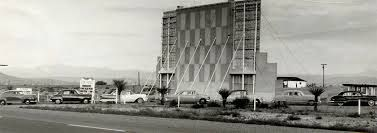 One of about four drive-in movies that my dad used to take us to in El Paso, Texas, in the 1950s, along with one or two of our Doxies.