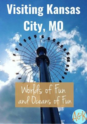 Worlds of Fun Oceans of Fun - Kansas City, MO