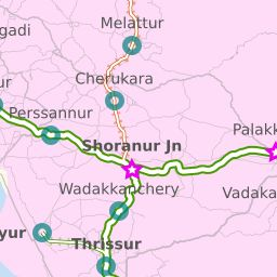 The Living Atlas of Indian Railways India Rail Info is a Busy Junction for Travellers & Rail Enthusiasts. It also hosts a Centralized Database of Indian Railways Trains & Stations, and provides crowd-sourced IRCTC Train Enquiry Services.