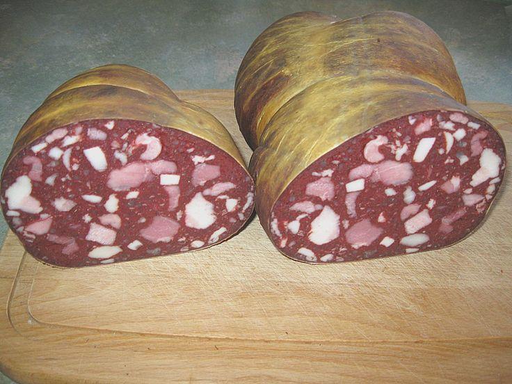 Blutwurst, ein raffiniertes Rezept aus der Kategorie Schwein. Bewertungen: 16. Durchschnitt: Ø 3,8.