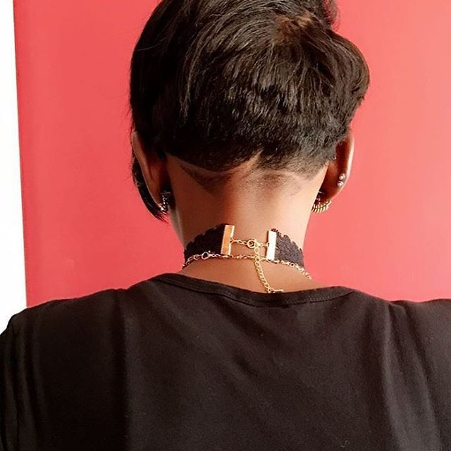 simple haircut designs 17 best ideas about black pixie haircut on 1908 | a2a9ff86e59a6d5f25dfc9cf648bd802